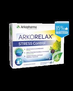 Arkopharma Arkorelax® Stress Control 30 Comprimés