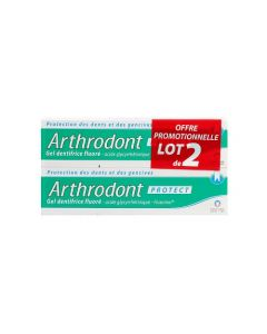 Arthrodont Protect Pâte Gingivale 2x75ml