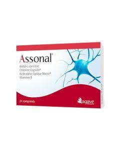Agave Assonal® 24 Comprimés