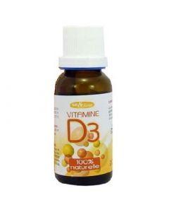 Nat&form Vitamine D3 20ml