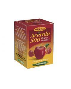 Nat&form Acérola Xylitol Cerise 30 Comprimés