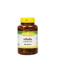 Nat&form Alfalfa 200 Gélules