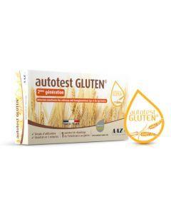 Autotest Gluten Test de Détection de l'Intolérance au Gluten