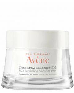 Avène Crème Nutritive Revitalisante Riche 50ml