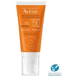 Avène Solaire Crème Teintée SPF50+ 50ml