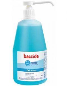 Baccide Gel Hydroalcoolique Mains 1L