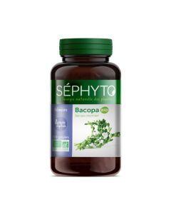 Séphyto Mémoire Bacopa Bio 200 Gélules