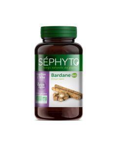 Séphyto Digestion & Detox Bardane Bio 200 Gélules