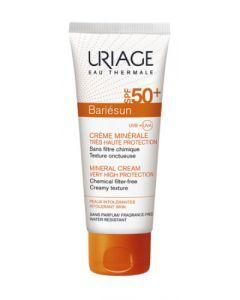 Uriage Bariésun Crème Minérale SPF 50+ 100ml