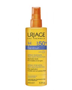 Uriage Bariésun Spray Enfant SPF50+ 200ml