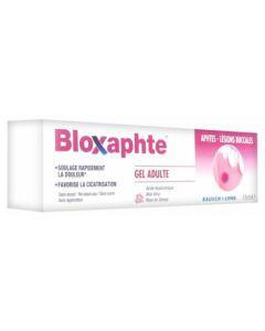 Bausch + Lomb Bloxaphte Gel Adute Aphte et Lésions Buccales 15ml