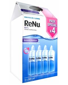 Renu MPS Solution Multifonctions 4x360ml