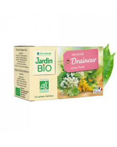 Jardin Bio Infus Draineur Bio 30g