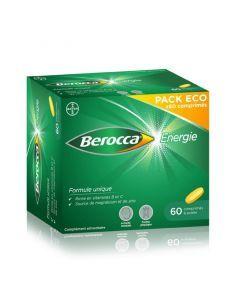 Berocca Energie Pack ECO 60 Comprimés à Avaler