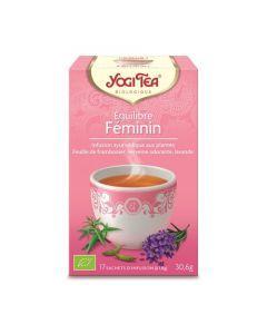 Yogi Tea Équilibre Féminin 17 Infusions
