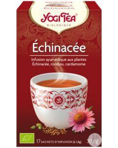 Yogi Tea Échinacéa 17 Infusions