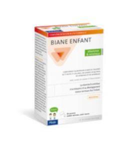 Pileje Biane Enfant Vitamines et Minéraux 20 sachets