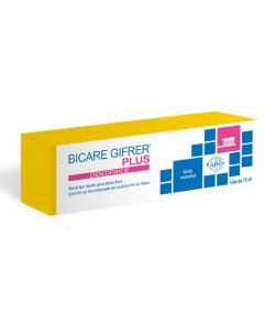 Bicare Gifrer Plus Dentifrice 75ml