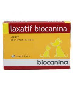 Biocanina Laxatif Chiens - Chats Comprimés