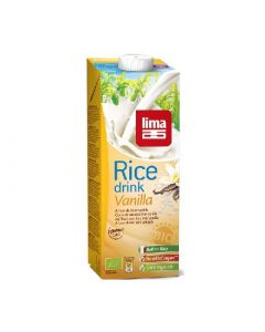 Lim Vanilla Rice Drink 1 Litre