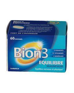 Merck Bion Équilibre 60 Comprimés