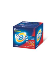 Bion 3 Défense Junior 30 Comprimés
