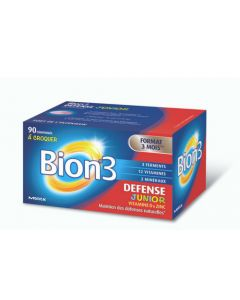 Bion 3 Défense Junior 90 Comprimés