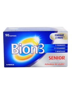 Bion 3 Senior 90 comprimés