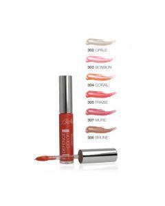 Bionike Defence Color Crystal Lipgloss Couleur Et Lumière 308 Brun 6Ml
