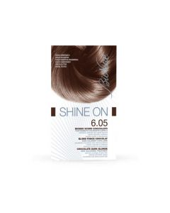 Bionike Shine On Shine On Soin Colorant Capillaire Blond Foncé Chocolat 6.05