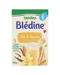 Blédina Blédine Étui Vanille 400g