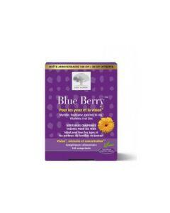 New Nordic Blue Berry Pour les Yeux et la Vision 140 comprimés