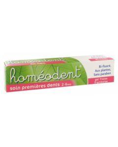 Boiron Homéodent Soin Premières Dents 2-6 ans 50 ml