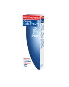 Mercurochrome Crème Chauffante 75ml
