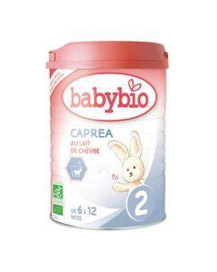 Babybio Caprea 2 900g