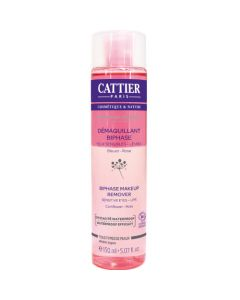 Cattier Démaquillant Biphase 150ml