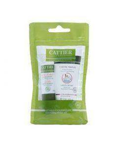 Cattier Kit Hiver Nourrissant: Crème Mains Ultra Nourrissante 30ml + Soin des Lèvres 4g
