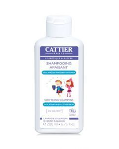 Cattier Shampooing Apaisant 200ml