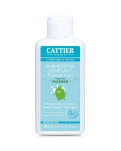 Cattier Kids Shampooing Démêlant Pomme 200ml