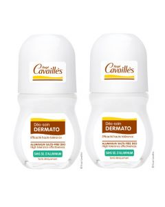 Rogé Cavaillès Déo-Soin Roll On Dermatologique lot de 2x50ml