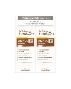 Rogé Cavaillès Deo Roll On Intense LP lot de 2x40ml