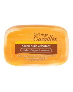 Rogé Cavaillès Savon Huile Veloutant Surgras Actif 115g