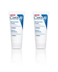 CeraVe Baume Hydratant Tube Lot de 2x177ml