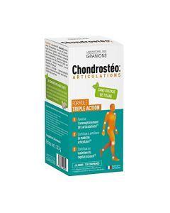 Chondrostéo+ Triple Action 120 Comprimés