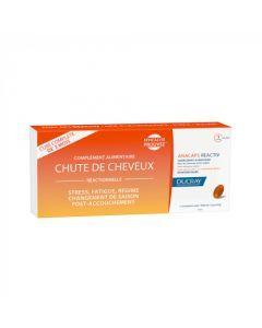 Ducray Anacaps Reactiv Chute de Cheveux 3 x 30 Capsules