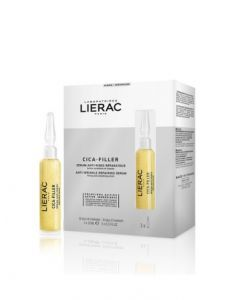 Lierac Cica-Filler Sérum Anti-Rides Réparateur 3 Ampoules 10ml