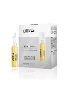 Lierac Cica-Filler Sérum Anti-Rides Réparateur 3 Ampoules 10ml