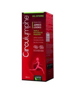 Santé Verte Circulymphe Circulation Gel 150ml