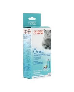 Clément Thékan Solution Calmante pour Chat en Spray 29ml