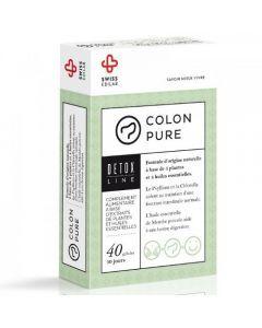 ColonPure Cure 10 Jours 40 Gélules